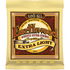 Ernie Ball 2006 Струны для ак.гитары 2006 Extra Light