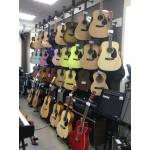 Большое поступление гитар!