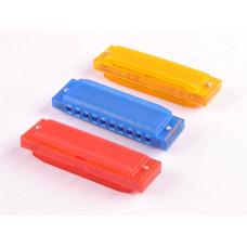 SWAN SW1020-2 Губная гармошка диатоническая (цветные)