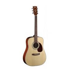 CORT Earth 70NT Акустическая гитара, корпус - массив ели