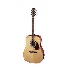 EARTH100-NS Earth Series Акустическая гитара, цвет натуральный матовый, Cort