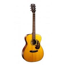 CORT L300VF-NAT Luce Series Электро-акустическая гитара, цвет натуральный, Cort