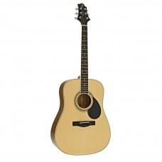 Greg Bennett GD101S/N Акустическая гитара, дредноут, ель