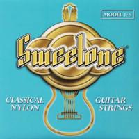 LA BELLA 1S Sweetone струны нейлон для классическо