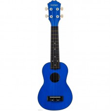 DAVINCI VINS-10BL - укулеле сопрано, синий, пластик